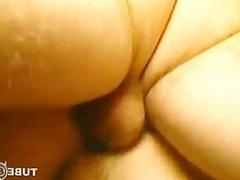 hung hot guy in suit gets sucked,sucks and then fucks a young cutey condom