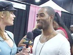PornhubTV CJ Strokes Interview at eXXXotica 2012