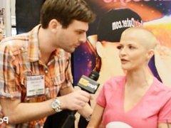 PornhubTV Presley Hart and Joslyn James at 2013 AVN Awards