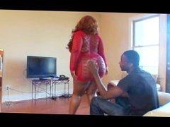 Ebony BBW Jazzie Que