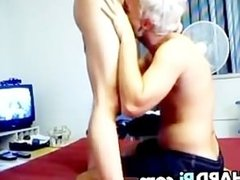 Sexy girlfriend rides cock and swallows