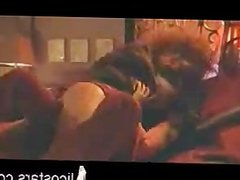 sexy actress gina gershon in steamy lesbian sex scene!