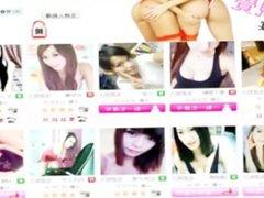 Germany Asian babe masturbation webcam