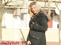 Ohne Hoschen 14 German Shower brunette