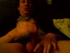 Early Edging Jack Off Session ON Camera