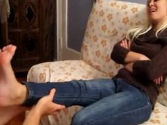 Goddess Dee's Hot & Steamy Feet