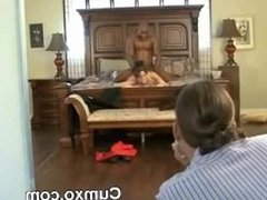 White Whore Ass Rammed With Black Big Dick