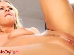 Good fuck with blonde Riley Evans