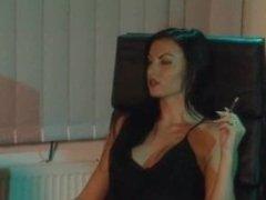 Laura Angel Smokin Lesbian