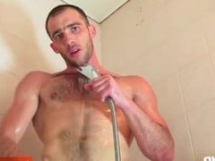 straight sport guy get wanked by a gay