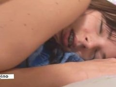 18 years Ivana Fucked to Anal Orgasm
