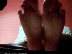 My Feet Nr.2 entertainment girlfriends