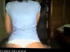Sweet girl playing on cam venus college