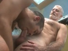 Daddy Gets Sucked