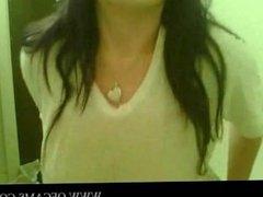 T-Shirt camgirl -Winter- yeknom larissa