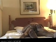 Orgasm on Candid Camera takes limo prow