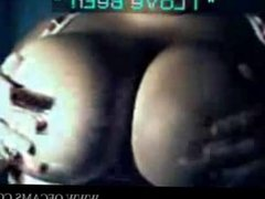 Webcam girl with HUGE boobs hotgirl sss
