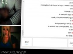 Omegle 39 (sexiest blond ever loves my c