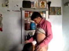 Newly Married Bhabhi in Red Bangles Scandal Leaked 15 Mins wid Hot Moans