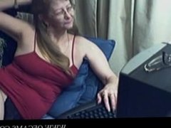 Lovely granny with glasses 7 deeply avn