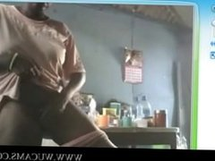 Black ebony women very hot web cam dance