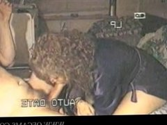 Mature slut fucks hard shower brasileir