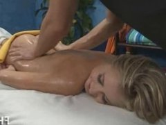 Nailed during a massage