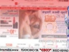 AdamAndEve.com Coupon Code COED 50% Sex Toys w FREE Shipping