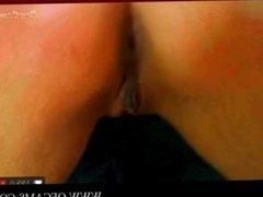 Russian HotJannet Free-Show p1 footlick