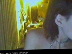 Webcam girl 28 brit striptease cuzinho