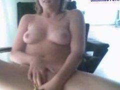 Free Chat Cute Girl Nice Tits Masturbating on Webcam - www.HOTCams.me