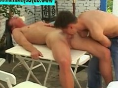 Twink gay hunks suck on cock