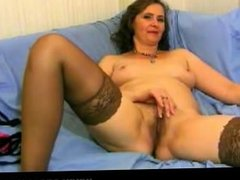 Mature lady 2 erica first-time nutsucki