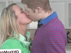 Madison Chandler isnt satisfied by her boyfriend