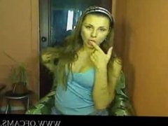 Very Hot German Pussy on Webcam olivia
