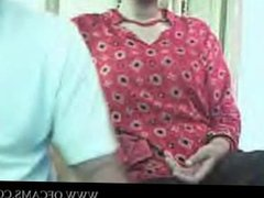 Indian couple in cam destroyd vibrator