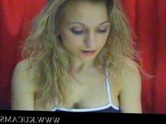 Hot Blonde Milf on Webcam com worldofme
