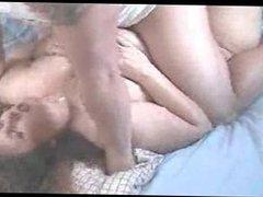 bbw gets titty fucked