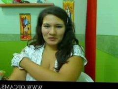 Busty Latina Boobie tease bigtis cuelty