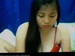 Asian Big Boobs Cam Girl. Cute! 4 girlf