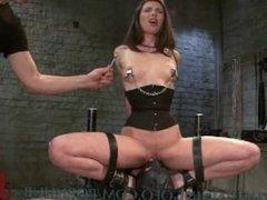 Casey Calvert in Brutal BDSM