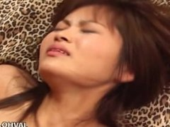 Big tits Asian hottie Juri Matsuzaka hot action