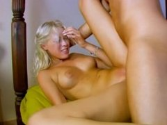 Spanish girl goes ass-to-mouth