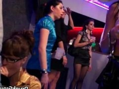 Group of hot party girls fucking in the part1