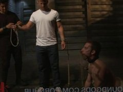 Obedient Slave Fucked in the Ass