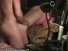 Hot nasty sexy body babe gets jizzed part1