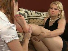 Czech sexy feet - Violeta