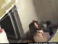 Bulgarian students caught in the students hostel live sex cam hostel live