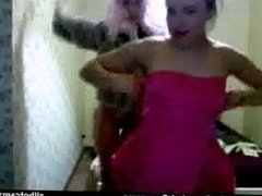 Very Hot Russian Teens Teasing Dance For Webcam live sex cam teens webcam
