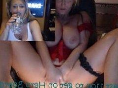 Webcam amazing boobs